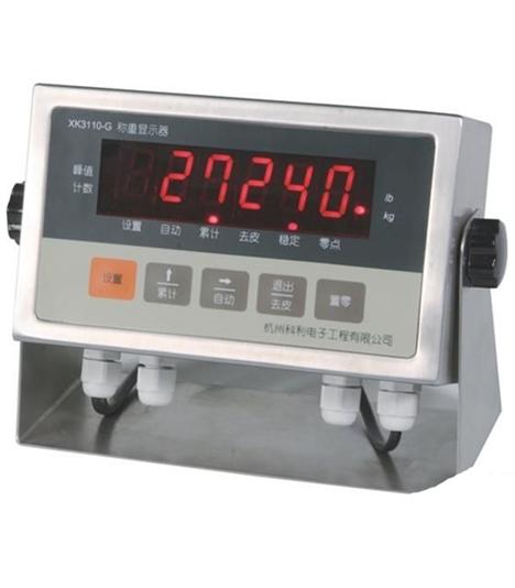 xk3110-gf型称重显示器-浙江高联仪器技术有限公司